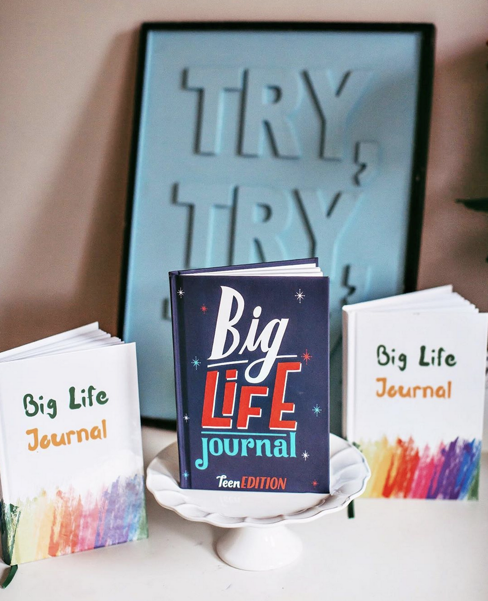 Big Life Journal for Kids