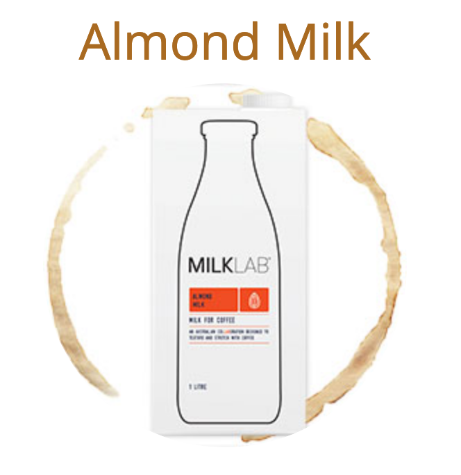 Milk Lab: Almond Milk