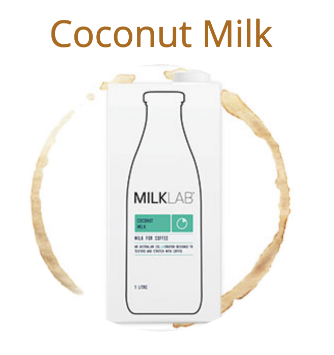 Milk Lab: Coconut Milk