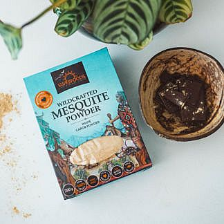 Mesquite Powder, Wildcrafted