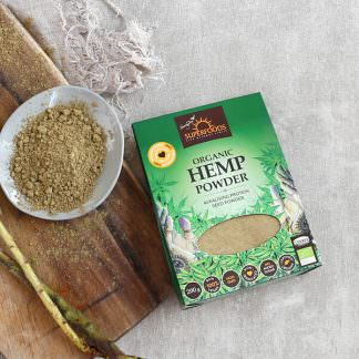 Organic Hemp Powder