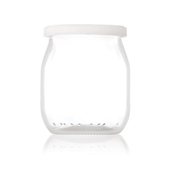 150ml Food jar made in flint